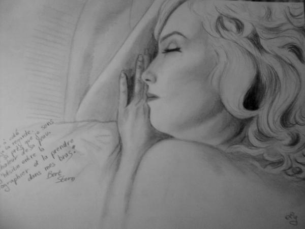 Marilyn Monroe by ely1605